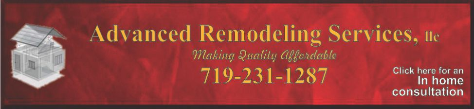 advanced remodeling banner